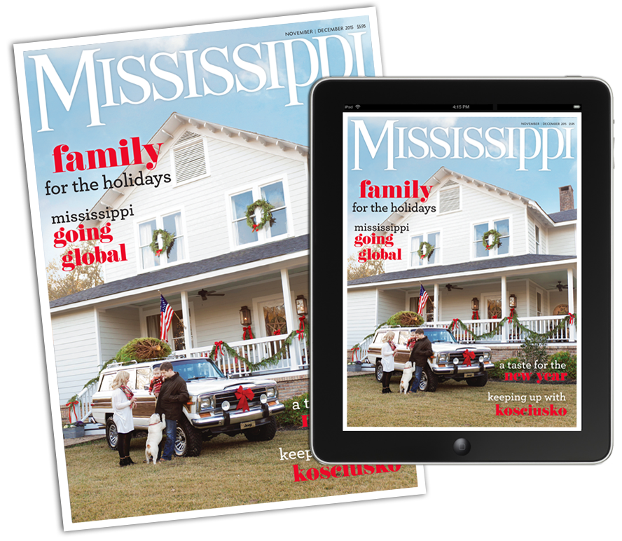 Home - Mississippi Magazine
