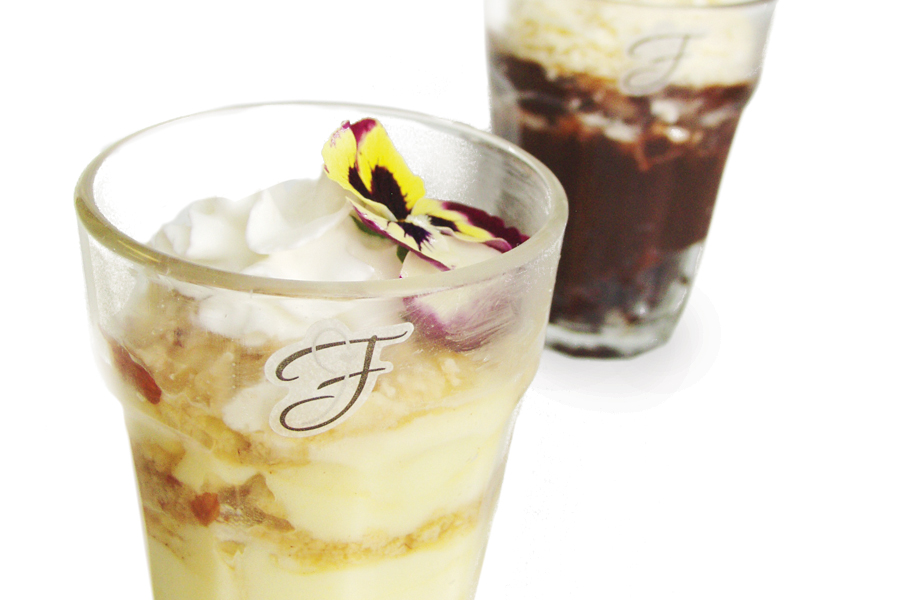PATTY'S PICK: INDIVIDUAL PARFAITS