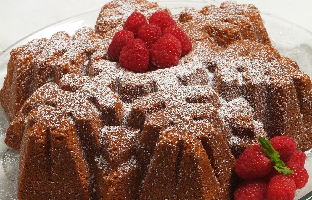 PATTY'S PICK: SWEET MILK POUND CAKE
