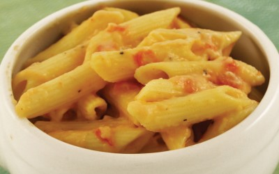 PATTY'S PICK: TOMATO-BASIL CHEESE PASTA
