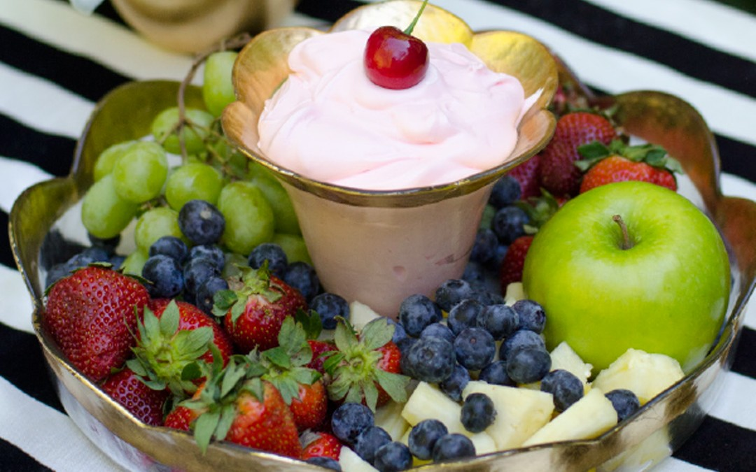 PATTY'S PICK: Fruit Dips