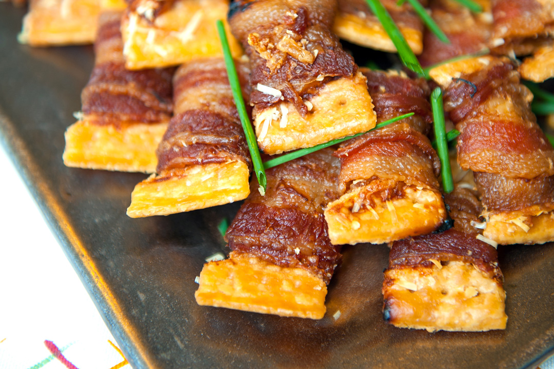 PARMESAN-BACON CRACKERS - Mississippi Magazine