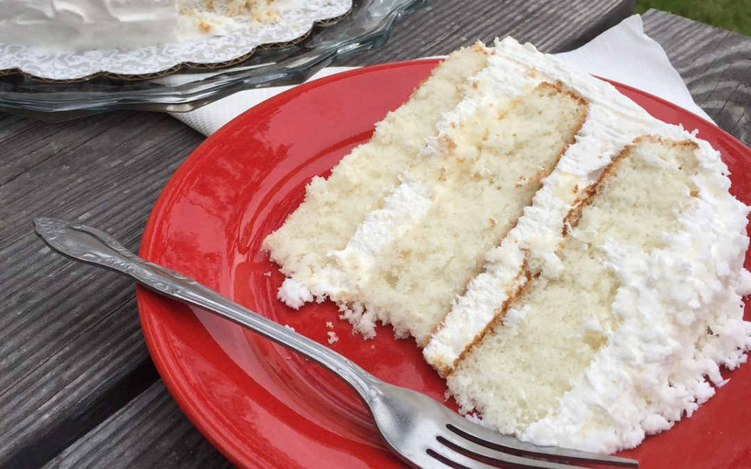PATTY'S PICK: Lena's Coconut Cake