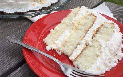 PATTY'S PICK: Lena's Coconut Cake