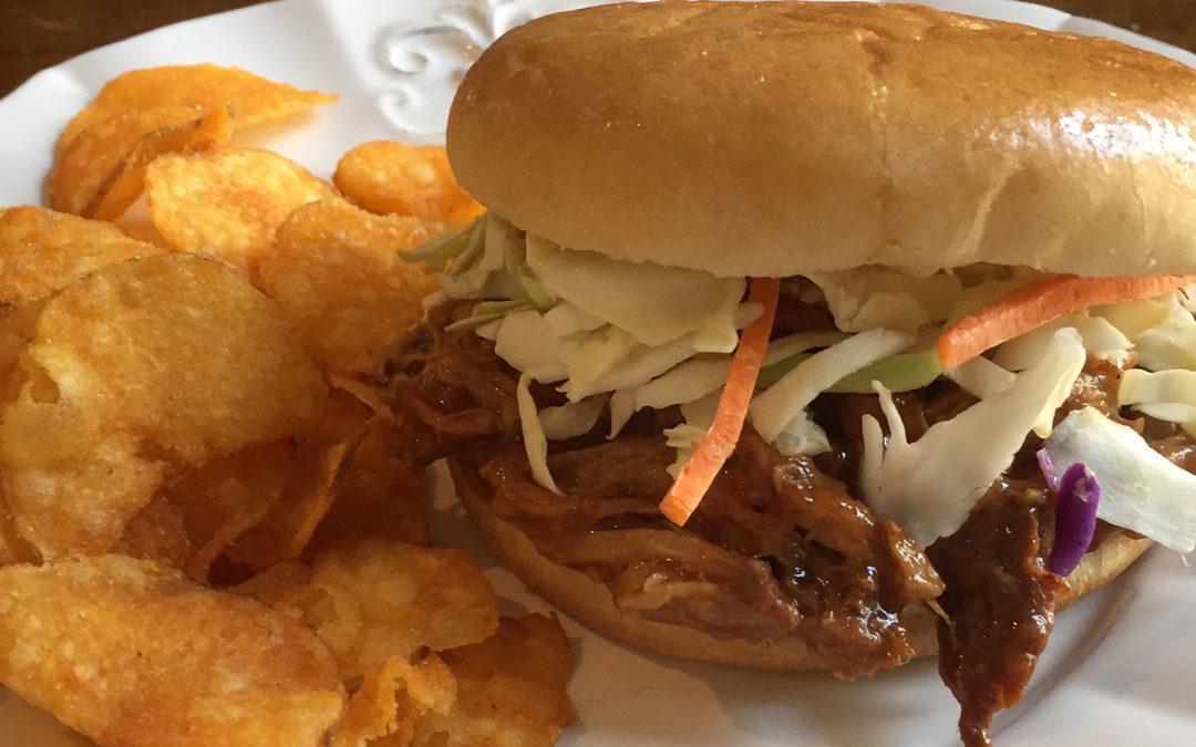 PATTY'S PICK: Barbecue Pork Sandwiches