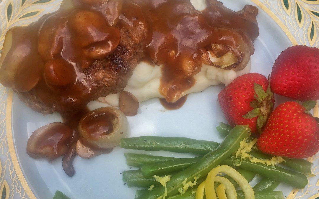 PATTY'S PICK: Salisbury Steak and Potatoes