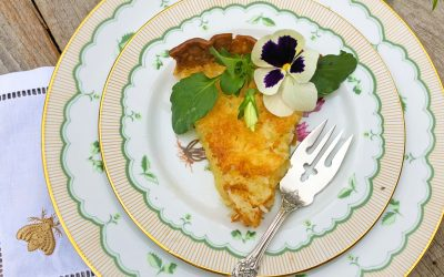 PATTY'S PICK: Janey's Coconut Chess Pie