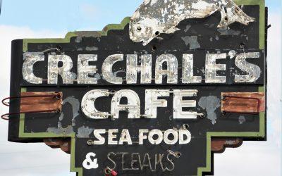 BACK ROAD BISTROS: Crechale's Café