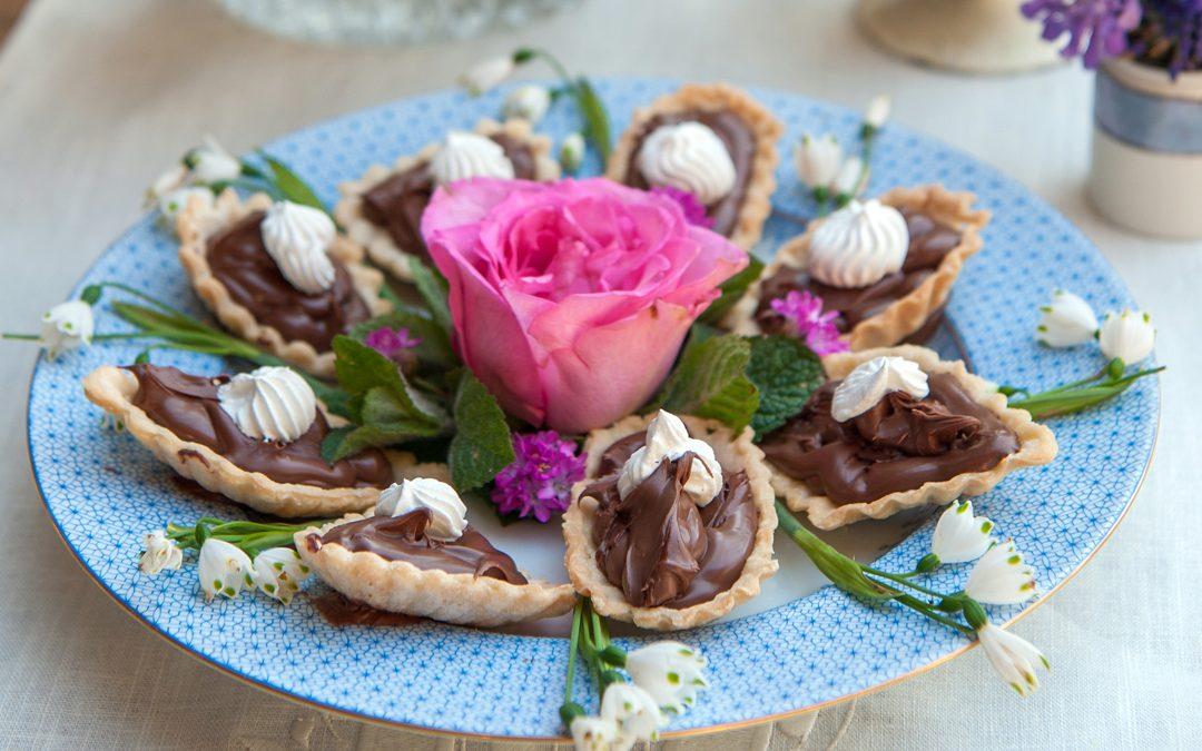Victorian Chocolate Tarts