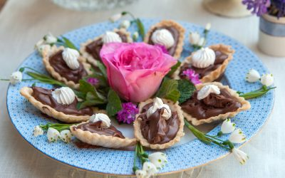 Victorian Chocolate Tarts