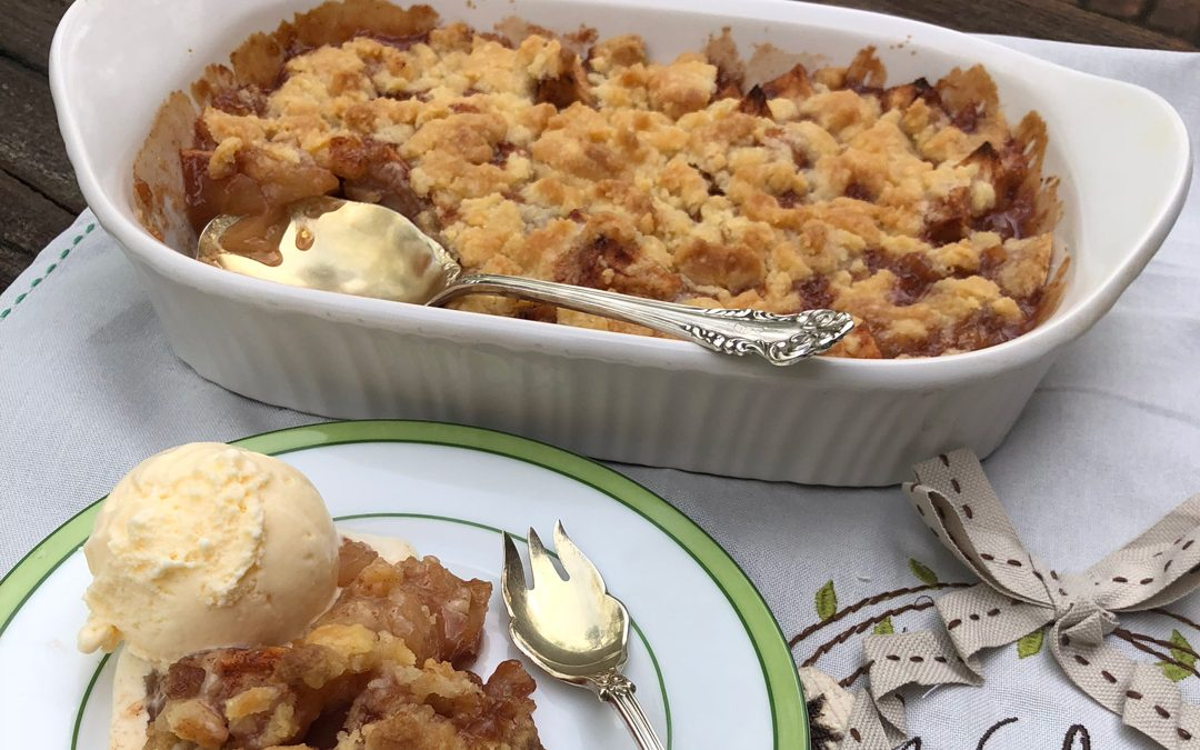 PATTY'S PICK: Apple Crisp