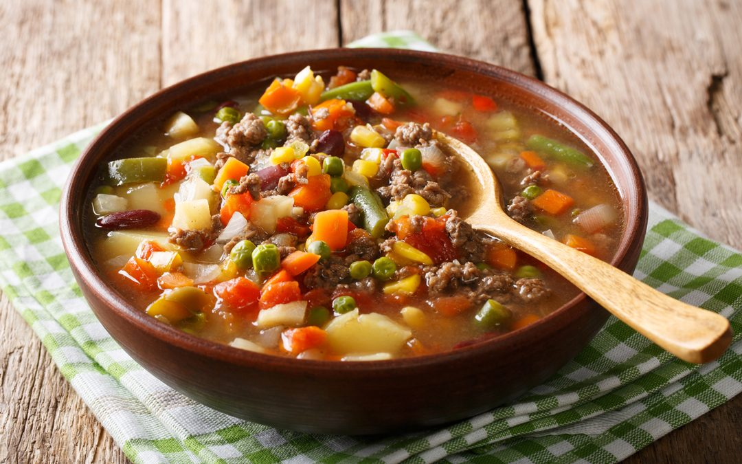 PATTY'S PICK: Quick Veggie Soup