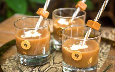 Drinking Caramel