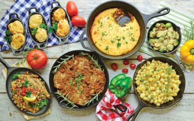 Iron Skillet Meals