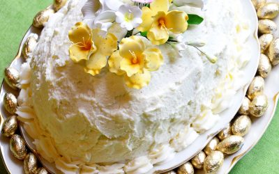 PATTY'S PICK: White Chocolate Cake