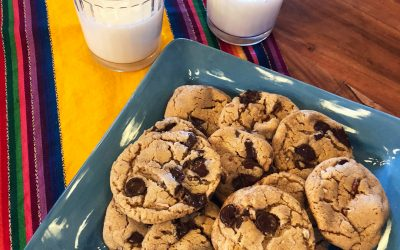 Patty's Pick: Kitty's Chocolate Chip Cookies