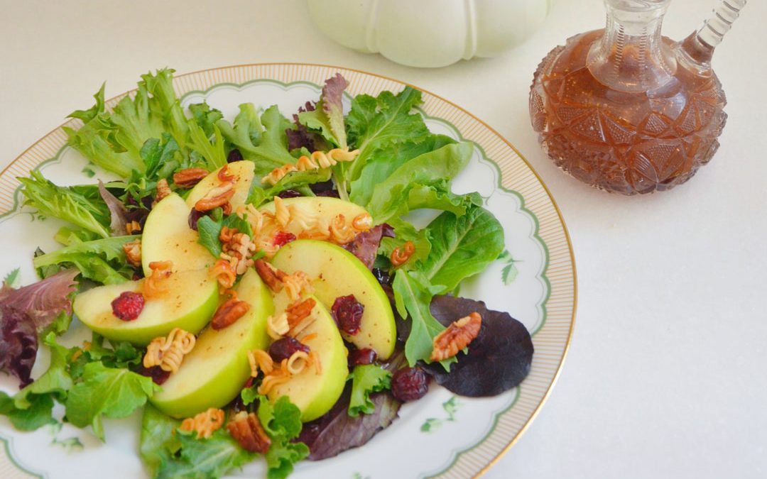 PATTY'S PICK: Spring Salad with Sweet Paprika Dressing