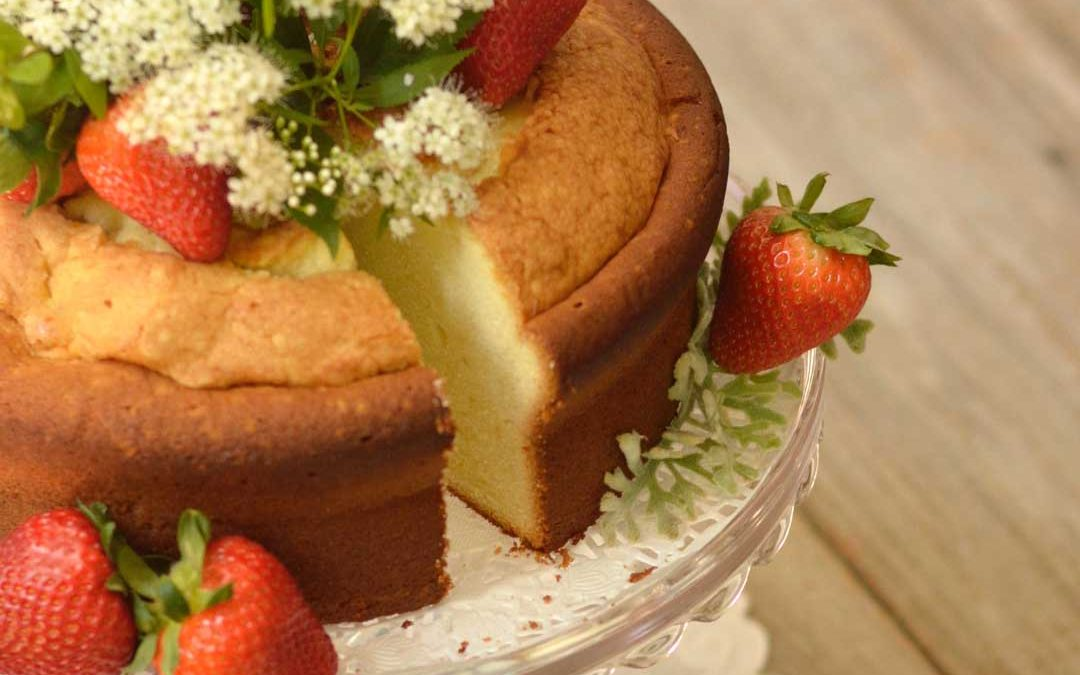 Patty's Pick: Cream Cheese Pound Cake