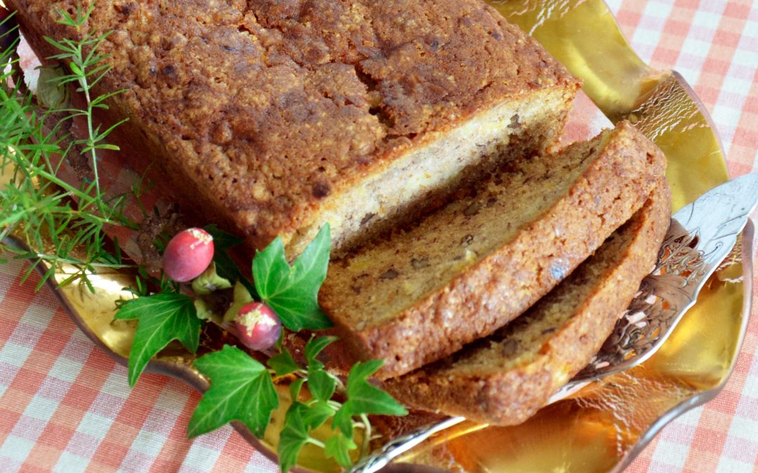 Patty's Pick: Hawaiian Banana Nut Bread