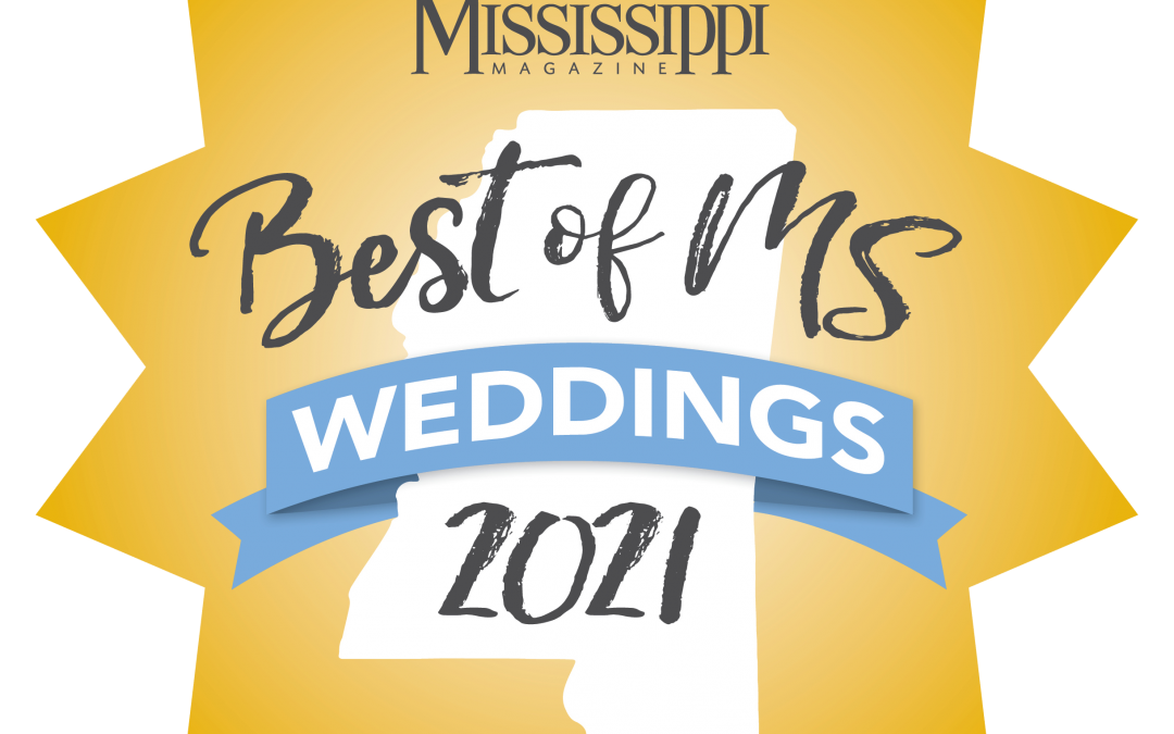 2021 Best of Mississippi Weddings