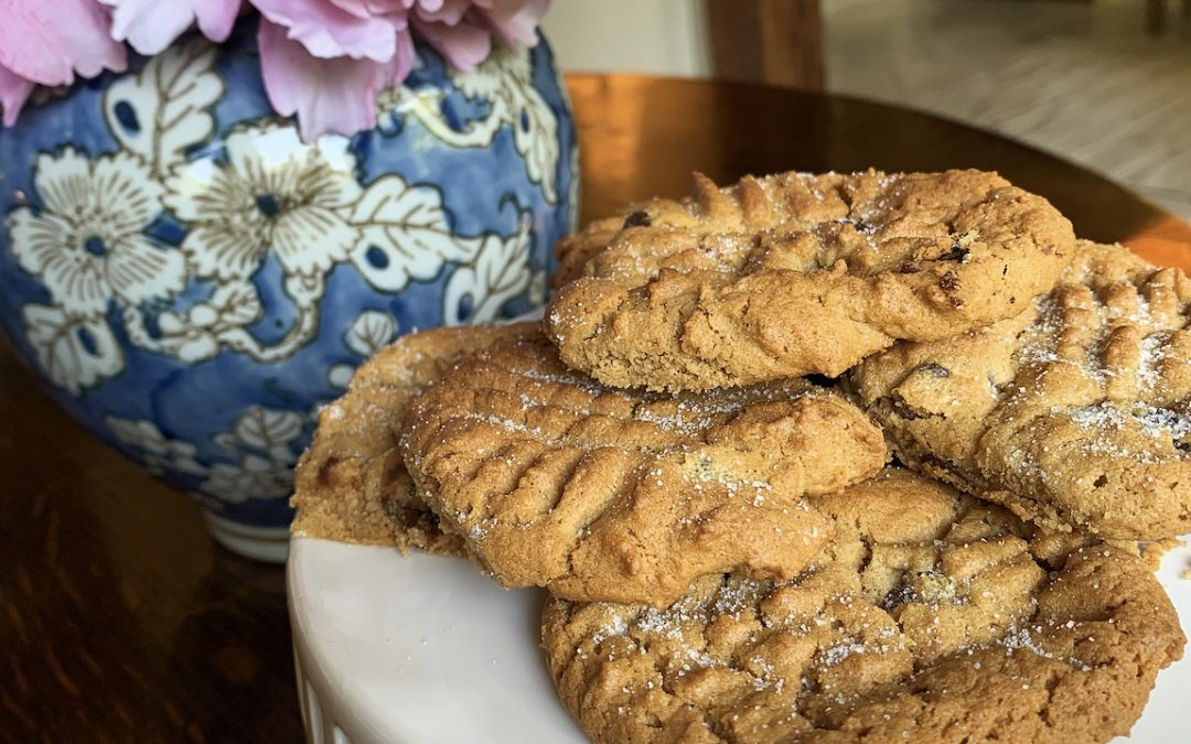 PATTY'S PICK: PEANUT BUTTER CHOCOLATE CHIP COOKIES