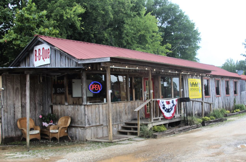 Back Road Bistro: Huff and Puff Smokehouse