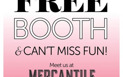 Win a free booth at Mercantile!