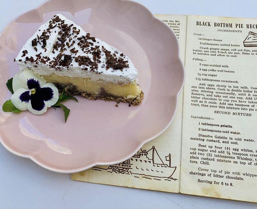 Weidmann's Black Bottom Pie
