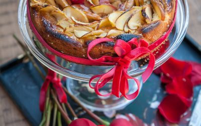 FILOMENA'S APPLE CAKE