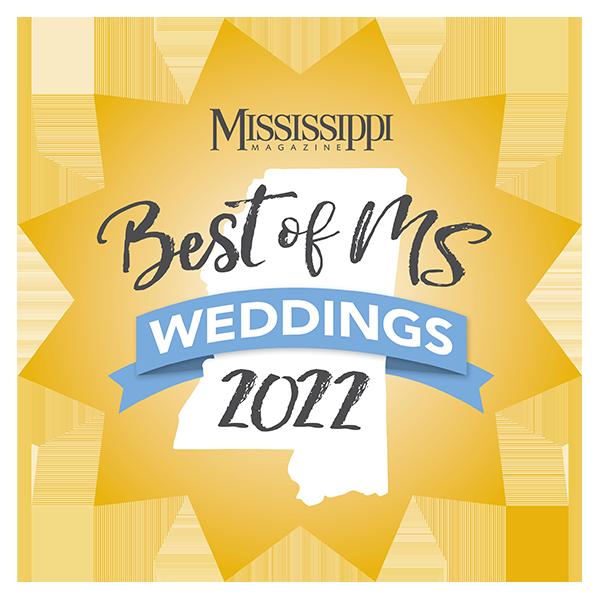 2022 Best of Mississippi Weddings