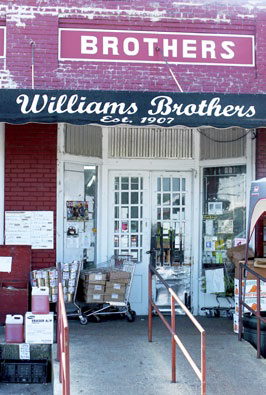 WilliamsStore